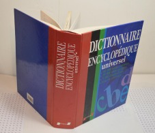 Dictionnaire Encyclopedique Universel, Format 22x30x7 Cms Et Poids 3,3 Kgs - Dictionaries