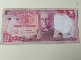 20 Escudos 1972 - Angola