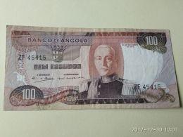 100 Escudos 1972 - Angola