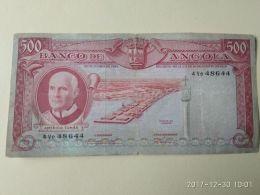 500 Escudos 1962 - Angola