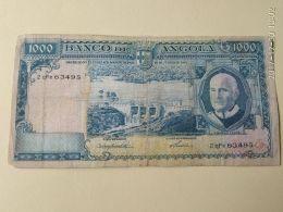 1000 Escudos 1962 - Angola