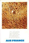 Air France Asie - Reproduction De L'affiche De Raymond Pagès, 1971 - 1946-....: Ere Moderne