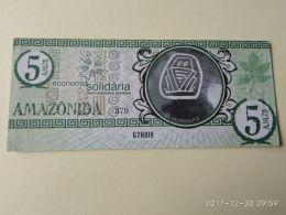 Amazonia 5 Amaz 2009 - Banconote