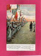 Les Drapeaux De Verdun, Animée, Militaria, (Section Photographique Armée Française) - Guerra 1914-18
