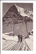 CP - KLEINE SCHEIDEGG - Lauberhorn - Skilift Mit Eiger - BE Berne