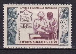 AEF  N°227* - A.E.F. (1936-1958)