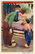PUBLICITE(CACAO BENSDORP) CIGARETTE - Werbepostkarten