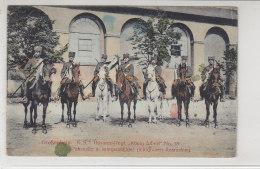 Grossenhain - K.S. 1.Husaren-Regt. KÖNIG ALBERT No. 18 .. 1914 - Grossenhain