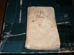 Diarto Ossia Giornale Per L Anno 1797 In Padova - Books, Magazines, Comics