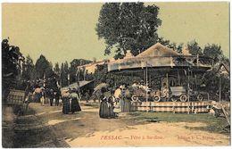 PESSAC --Fête à Sardine - (Beau Plan De Manége ) - Pessac
