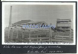 84111 PARAGUAY CEBALLOS CUE ASUNCION VISTA DEL FRIGORIFICO AÑO 1923 POSTAL POSTCARD - Paraguay
