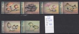 Timbres Neufs ** De Grenade Grenadines N° 2126  à 2131 Champignon - Pilze
