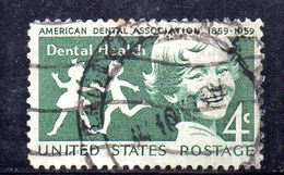 STATI UNITI 1959 , Yvert N.  674  (Un. 923)  Usato . - Gebruikt
