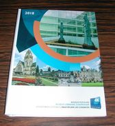 Agenda 2018 Diary BANQUE POPULAIRE ALSACE LORRAINE CHAMPAGNE FRANCE - Other Collections