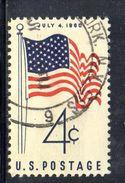 STATI UNITI 1960 , Yvert N.  687  (Un. 941)  Usato . - Gebruikt