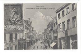 18920 - Düsseldorf Bolkerstrasse Mit Heines Geburtshaus Und Heine-Tafel - Duesseldorf