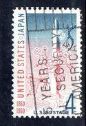 STATI UNITI 1960 , Yvert N.  693  (Un. 946)  Usato . - Gebruikt