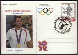 Croatia Novigrad 2012 / Olympic Games London / Shooting - TRAP / Giovanni Cernogoraz / Gold Medal Winner - Verano 2012: Londres