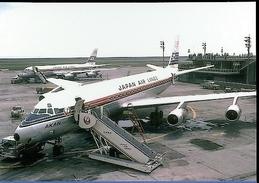 Aviation Postcard-481 JAL JAPAN AIR LINES  DC-8 - 1946-....: Moderne