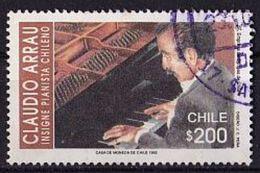 CHILE Mi. Nr. 1533 O (A-5-26) - Cile