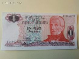 1 Peso 1983 - Argentina