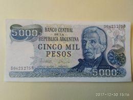 1000 Pesos 1976 - Argentine