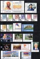 Armenien/Armenie/Armenia 2017, Complete Year Set 35 Stamps, 10 SS, 1 MS, All The Same Corner - MNH ** - Armenien