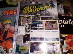 GIRO MODENA 1928-2008 Ciclismo Album Vuoto+set Completo Figurine Fotomuseo Panini - Stickers