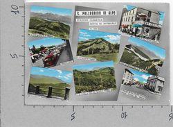 CARTOLINA VG ITALIA - CASTIGLIONE GARFAGNANA (LU) - San Pellegrino In Alpe - Vedutine - 10 X 15 - ANN. 1960 - Lucca