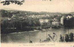 26845. Postal ÎLE BARBE (Lyon) Vue Generale - Lyon