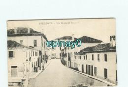 ITALIE - TRECENTA - Via Giuseppe Mazzini - Rovigo