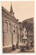 Kortrijk - Paters Passionisten - Binnenhof Met Beeld Van DenH. Stichter - Kortrijk