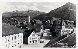 DORNBIRN - Export- U.Mustermesse 1949, Fotokarte, Seltene 3 Fach Sonderfrankierung Und Sonderstempel, Gute Erhaltung - Dornbirn