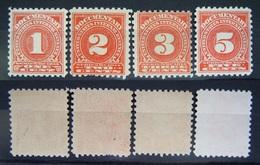 USA - Lokalausgabe Revenue , Verrechnung 1914 **/* Abarten ! Postfrisch 5 Cents Ungummiert !    (R529) - Locals & Carriers
