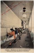 AUBUSSON - MANUFACTURE DE TAPIS BRUNSCHWIG & WEIL - FABRICATION DE TAPIS CAMAIEUS DE LA SAVONNERIE - Vedi Retro - Aubusson