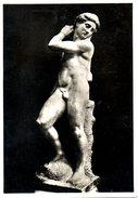 ITALIE. Carte Postale Neuve. Florence. Musée National. Statue De David. - Firenze