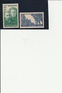 MONACO - TIMBRE N° 167-168  NEUF XX -ANNEE 1938-  COTE : 48 € - Monaco