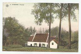 AVENNES (Braives) - Paysage - Verstuurd +/- 1910 Leuven -> Mechelen - Braives