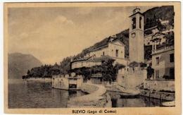 BLEVIO - LAGO DI COMO - 1954 - Vedi Retro - Formato Piccolo - Como