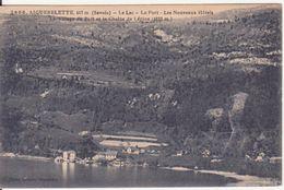 CPA - 3966. AIGUEBELLETTE - Le Lac, Le Port, Les Nouveaux Hôtels.......... - Aiguebelle