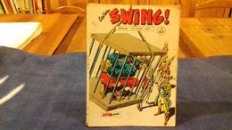 CAPT'AIN SWING N°62 Aventures Et Voyages 1ère Série 1971 (cag14) - Captain Swing