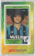 ITALY 2000 FOOTBALL ALESSANDRO ALTOBELLI INTER MINT - Sport
