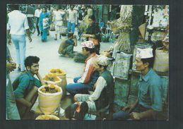 Népal. Katmandou. Le Marché Aux épices. The Spice Market - Nepal