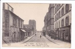 2737. PARIS - Rue Pouchet (XVII) Nom D'un Célèbre Industriel ( 1748-1809) - Altri
