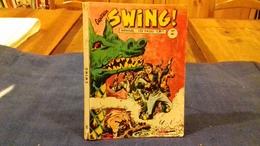 CAPT'AIN SWING N°48 Aventures Et Voyages 1ère Série 1970 (cag14) - Captain Swing