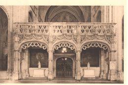 (01) Ain - CPA - Bourg-en Bresse - Bourg - Eglise De Brou - Le Jubé - Eglise De Brou