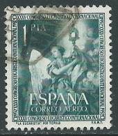 1952 SPAGNA POSTA AEREA USATO CONGRESSO EUCARISTICO 1 P - R11 - Usati