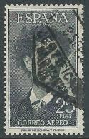 1956 SPAGNA POSTA AEREA USATO MARIANO FORTUNY - R11-2 - Usati