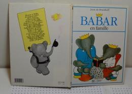 Jean De Brunhoff : Babar En Famille - Books, Magazines, Comics