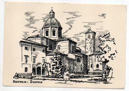 Italie--RAVENNA--Duomo  --illustrateur  TONI  -- - Ravenna